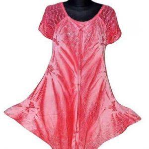 egyedi rövid ujjú rövid indiai ruha 06