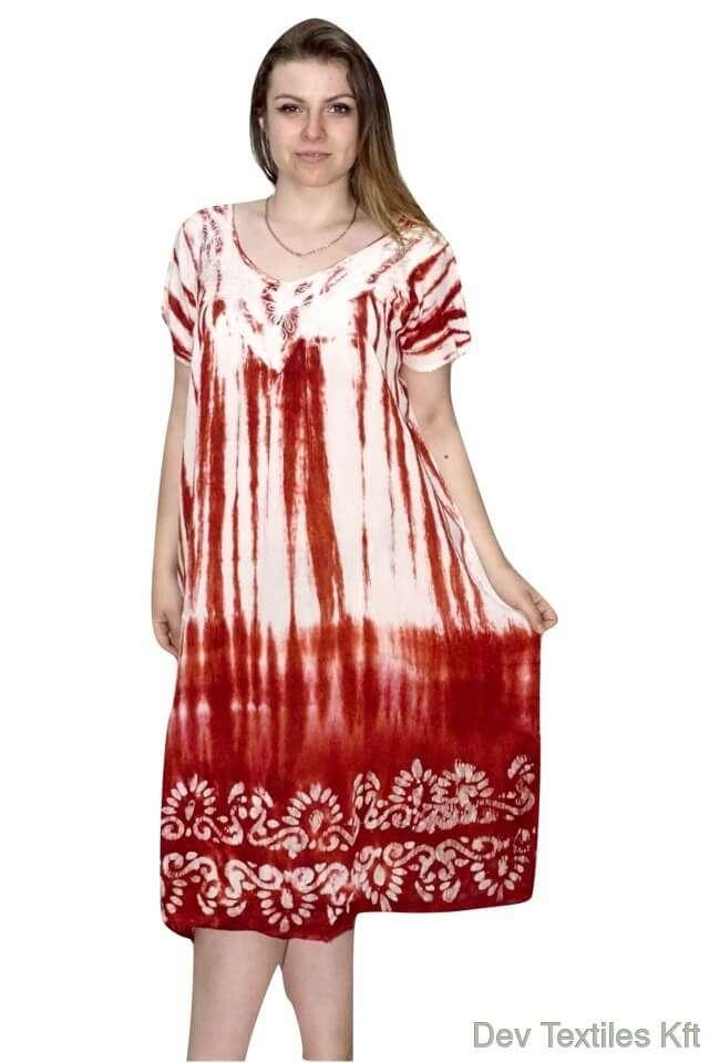 nagy méretű rövid ruha indiából 2207