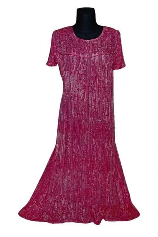 színes extra méretű indiai hosszú ruha