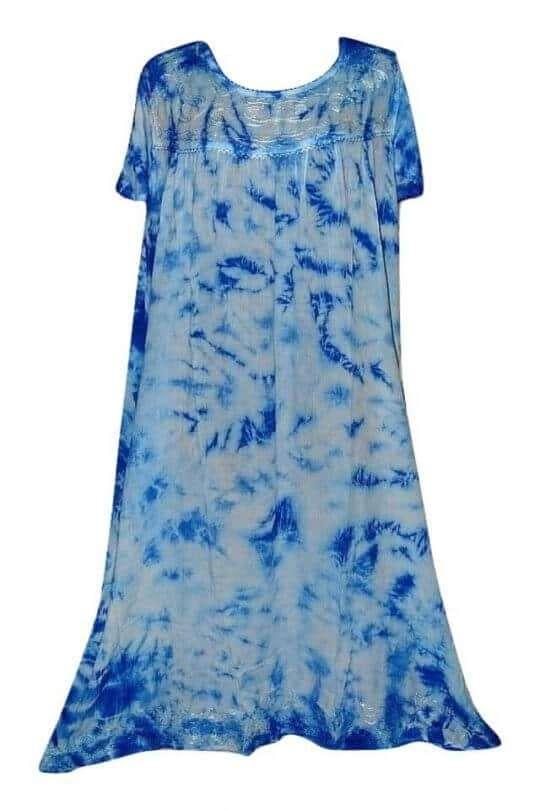 univerzális extra méretű indiai hosszú ruha