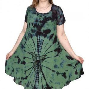 rövid ruha pillangós ruha indiából