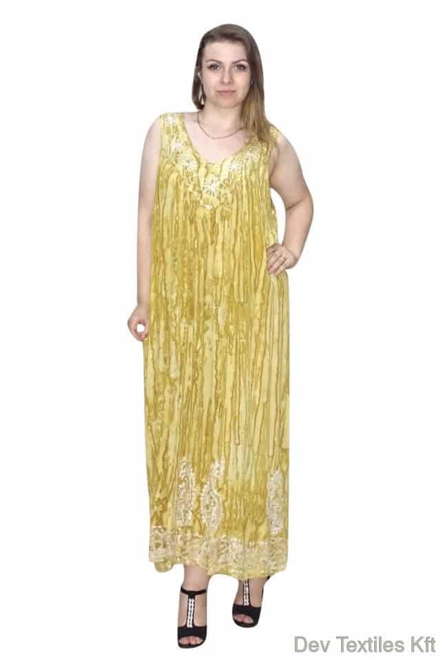 hosszú ruha indiából univerzális extra méretben