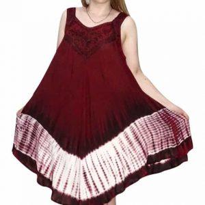 vékony pántos rövid nyári ruha indiából