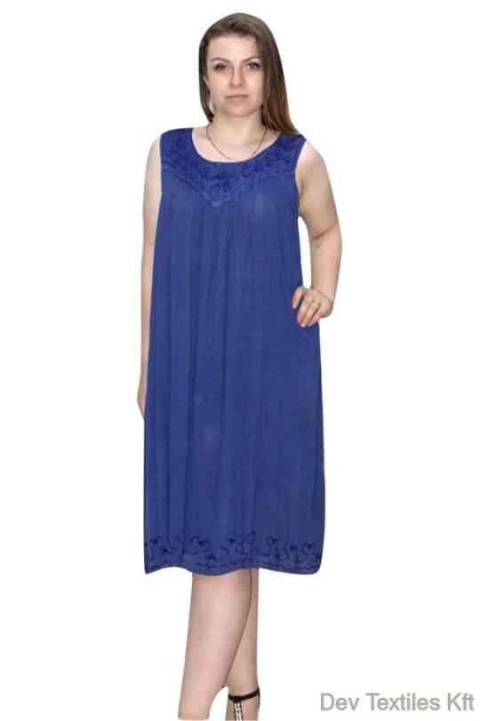 extra méretű indiai nyári ruha több színben