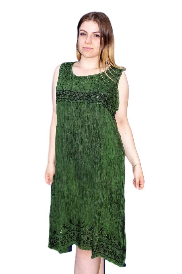 egyenes rövid nyári ruha több színben