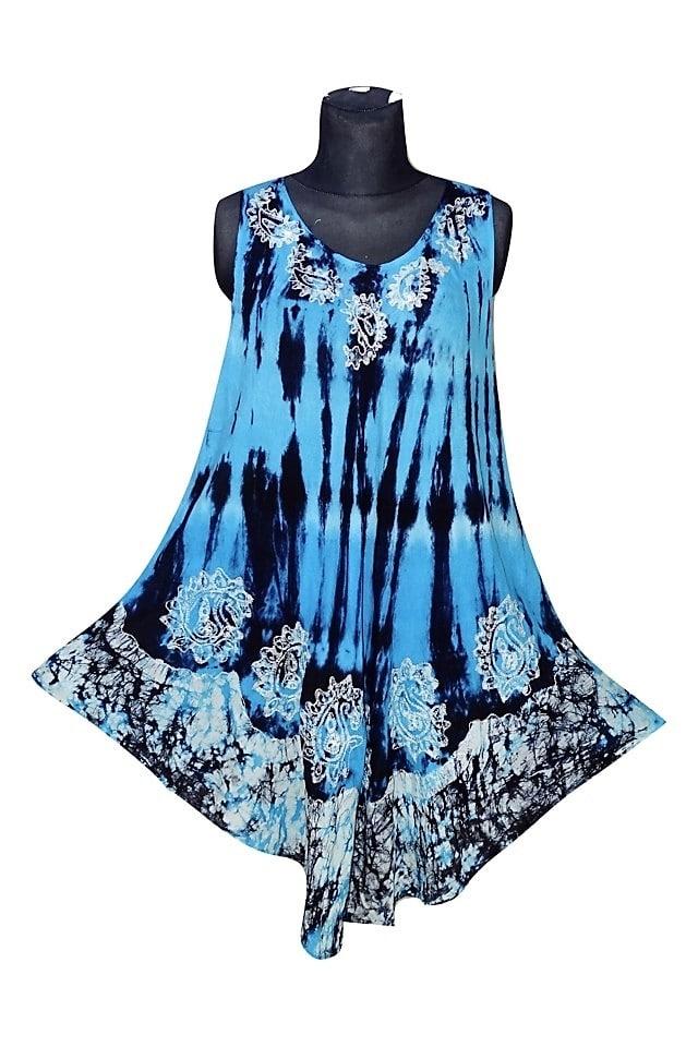 indiai nyári rövid ruha választható színek