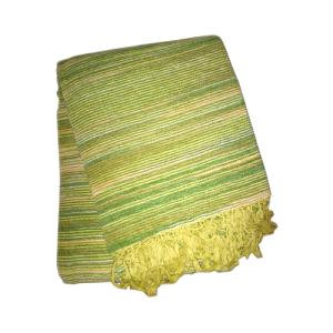kézzel készített indiai takaró választható méret