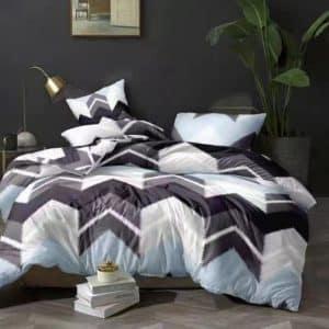 klasszikus minta szürke és világos színekben